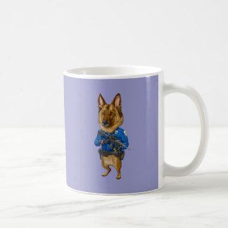 Police Dog Mugs