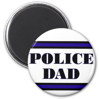 Police Family Magnets