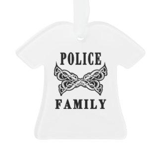 Police Family Christmas Ornaments
