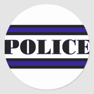 Police Family Stickers