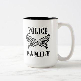 Police Family Coffee Mugs