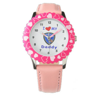 Police Father Love Watch