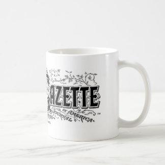 Police Gazette mug