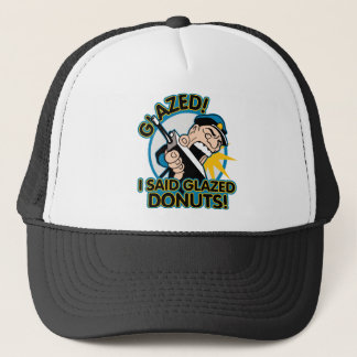 Police Glazed Donuts Trucker Hat