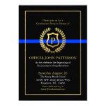 police graduation party, police academy