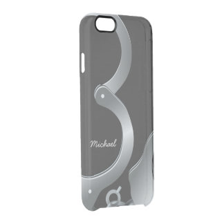 Police Handcuff Clear iPhone 6/6S Case