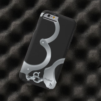 Police Handcuff Tough iPhone 6 Case