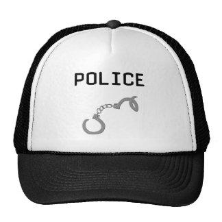 Police Handcuffs Trucker Hat