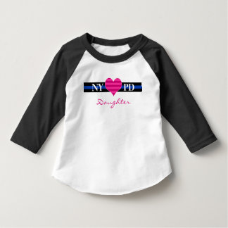 Police Heart Daughter Shirt