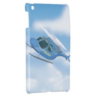 Police Helicopter Case For The iPad Mini