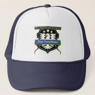 Police Heraldry Crest Trucker Hat