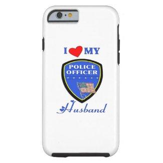 I Love My Police Husband iPhone