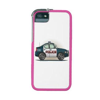 Police Interceptor Car Cop Car iPhone 5/5S Cases
