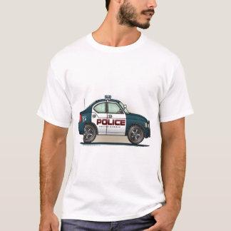 Police Interceptor Car Cop Car Mens Tank Top