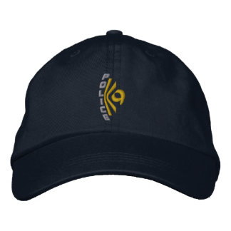 Police K9 Embroidered Baseball Cap