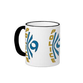 Police K9 Ringer Mug