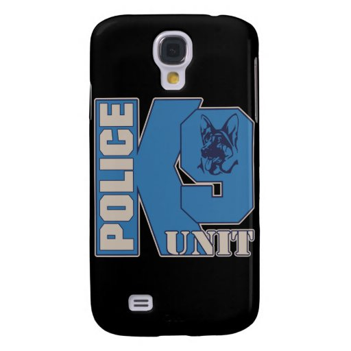 Police K9 Unit Dog Samsung Galaxy S4 Cover