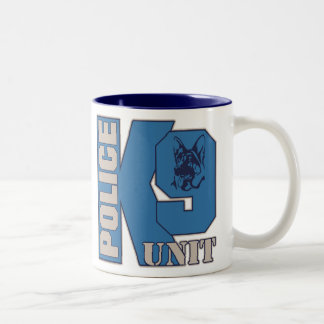Police K9 Unit Dog Coffee Mugs