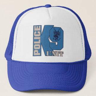 Police K9 Unit Dog Trucker Hat