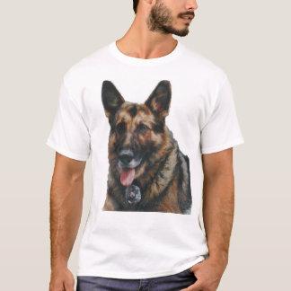 Police K-9 Dog Marlo T-Shirt