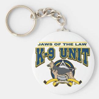Police K-9 Unit Keychain