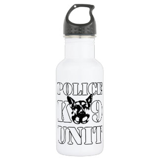 Police K-9 Unit 18oz Water Bottle