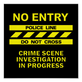 Police Line poster
