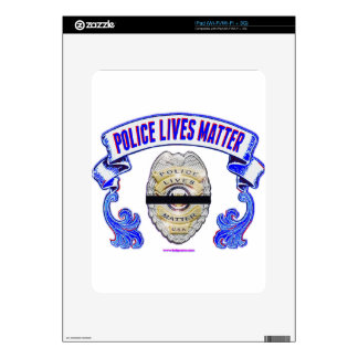 Police_Lives_Matter2 iPad Decals