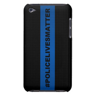 Police Lives Matter iPod Touch Case, Barely There iPod Case-Mate Case