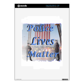 Police_Lives_Matter Skin For The iPad 2