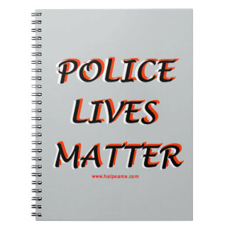 Police_Lives_Matters_Words Notebook
