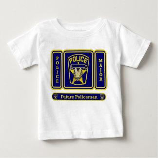 Police Major Baby T-Shirt