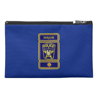 Police Major Badge Travel Accessories Bags
