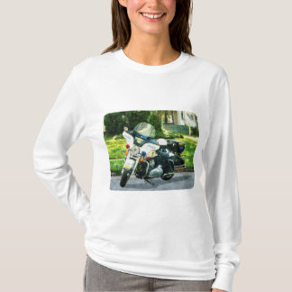 Police Motorcycle T-Shirt