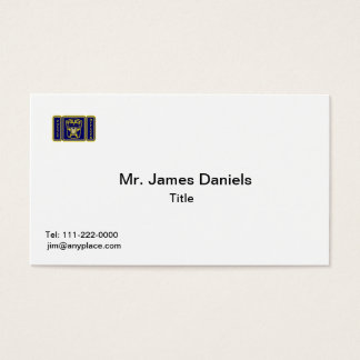 Police ficer Business Cards & Templates