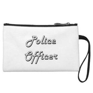 Police Officer Classic Job Design Wristlets