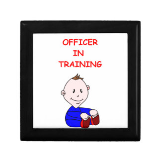 police officer gift box