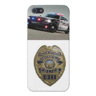 Police Officer I-Phone cover