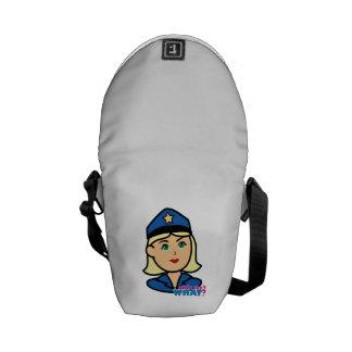 Police Officer Messenger Bag