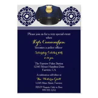 Police Invitations & Announcements | Zazzle