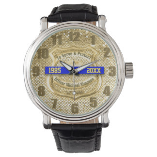 Police Officer Retirement Watch
