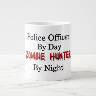 Police Officer/Zombie Hunter Large Coffee Mug