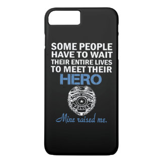 POLICE OFFICER'S DAUGHTER iPhone 7 PLUS CASE