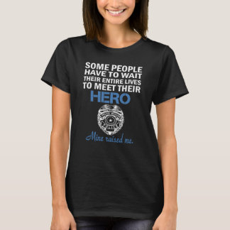 POLICE OFFICER'S DAUGHTER T-Shirt