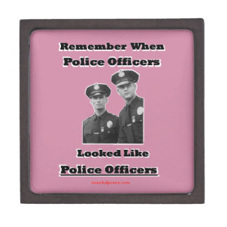 Police Officers Gift Box