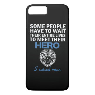 Police Officer's Mom iPhone 7 Plus Case