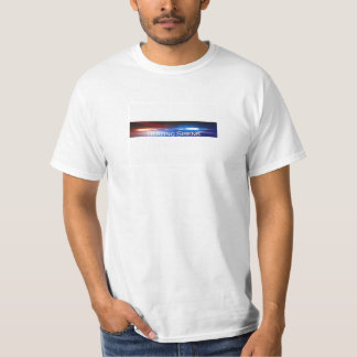Police Officer's Mourning Badge T-Shirt