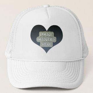 Police Officer's Niece Trucker Hat