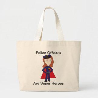 Police Officers Super Heroes (Female) Bag
