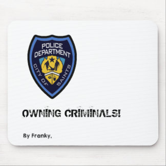 Police OWNING CRIMINALS By Franky Mousepads